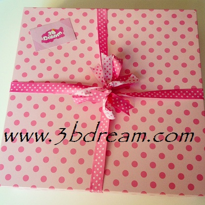 hediye paketi 3b dream